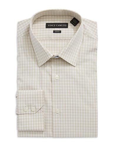 VINCE CAMUTOModern Fit Checkered Dress Shirt