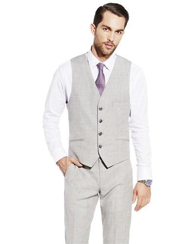 VINCE CAMUTOClassic Fit Wool Suit Vest