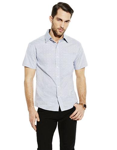 VINCE CAMUTOLinen Woven Sport Shirt