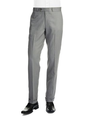 VINCE CAMUTOLinen-Blend Slim Pants