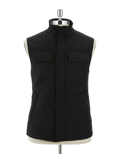 VINCE CAMUTOQuilted Utility Vest