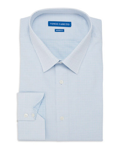VINCE CAMUTOPatterened Dress Shirt