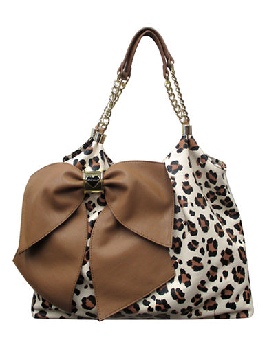 BETSEY JOHNSONBow Licious Tote Bag