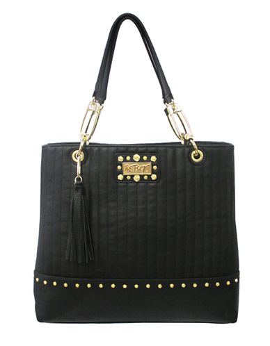 BETSEY JOHNSON Pretty in Punk Tote Bag