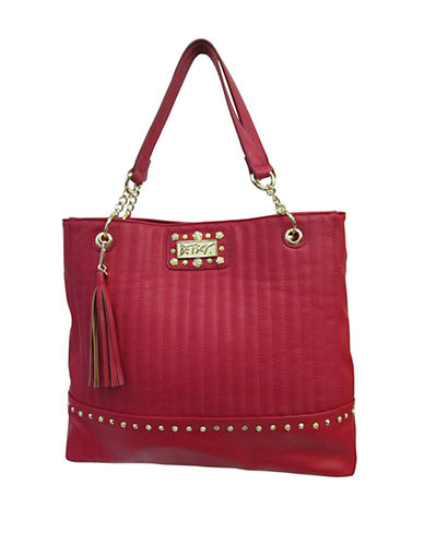 BETSEY JOHNSONPretty in Punk Tote Bag