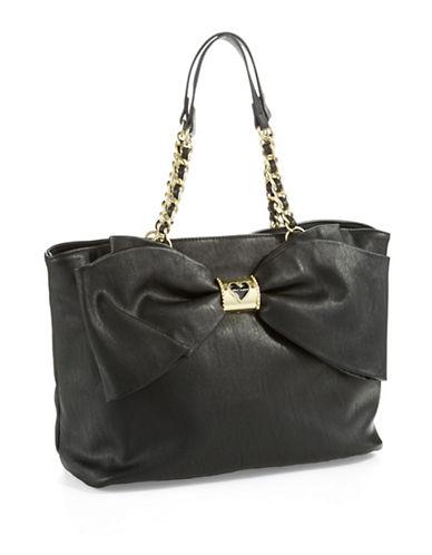 BETSEY JOHNSONBow Lovely Tote Bag