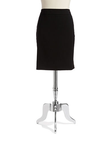 JONES NEW YORK PLUS Plus Lucy Pencil Skirt