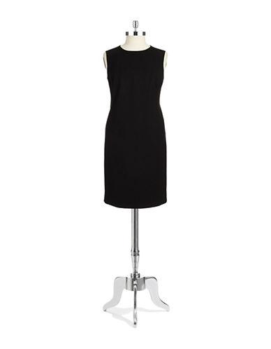 JONES NEW YORK PLUSPlus Sleeveless Sheath Dress