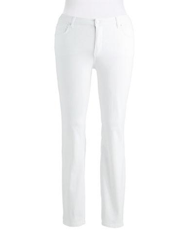 JONES NEW YORK PETITESPetite Bryant Park Skinny Jeans