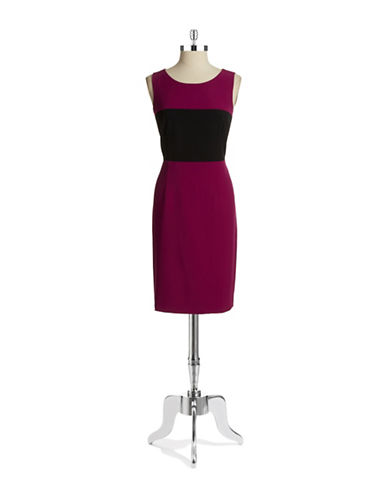 NIPON BOUTIQUESleeveless Colorblock Dress