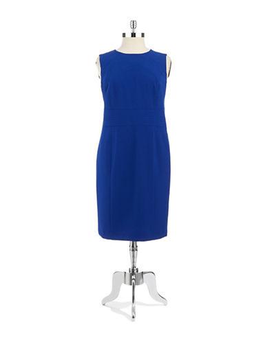 NIPON BOUTIQUEPlus Ruched Sheath Dress
