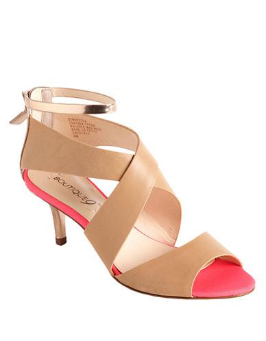 BOUTIQUE 9Merista Leather Sandals