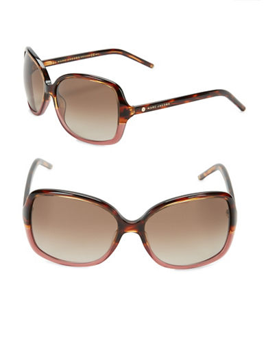 marc jacobs female 59mm square sunglasses