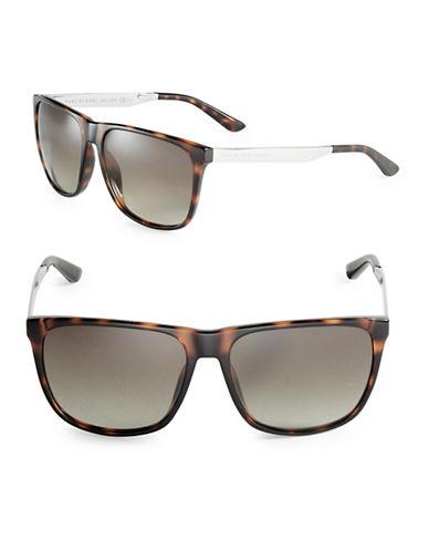 marc jacobs female 211468 58mm wayfarer sunglasses