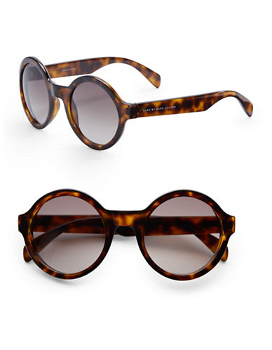 MARC BY MARC JACOBS51mm Round Sunglasses