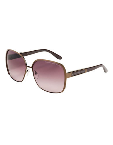 MARC BY MARC JACOBS Combo Retro Frame Sunglasses