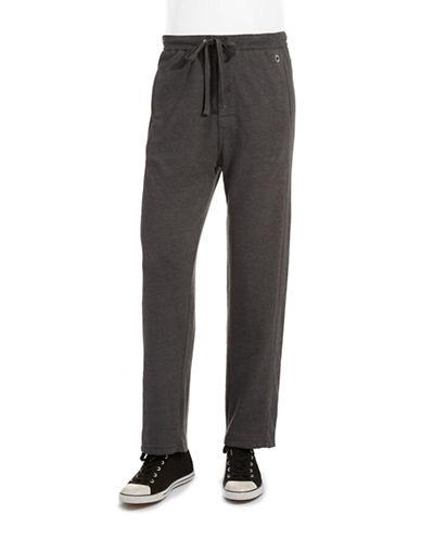 BLACK BROWN 1826Fleece Pants