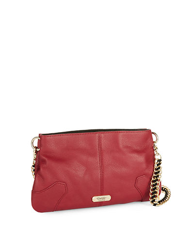 DOLCE VITADouble Zip Crossbody Bag