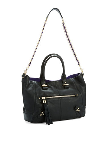 DOLCE VITAIsabelle Tote Bag With Tassel