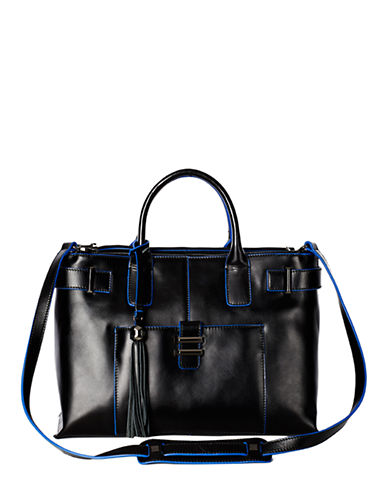 DOLCE VITA Juliet Leather Satchel