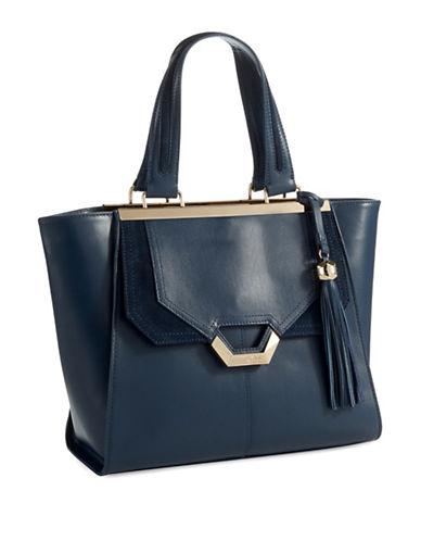 DOLCE VITADual Handle Tote Bag