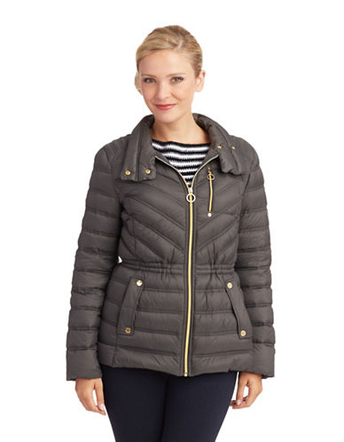 MICHAEL KORS Packable Down Anorak