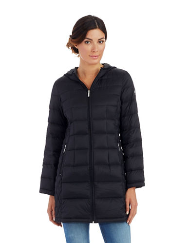Michael Kors Packable Walker Coat
