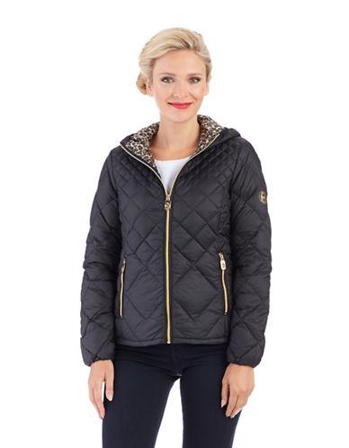 MICHAEL KORSPetite Packable Hooded Jacket