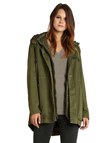 BCBGENERATIONHooded Jacket