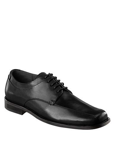 CALVIN KLEINHoratio Leather Oxfords - Smart Value