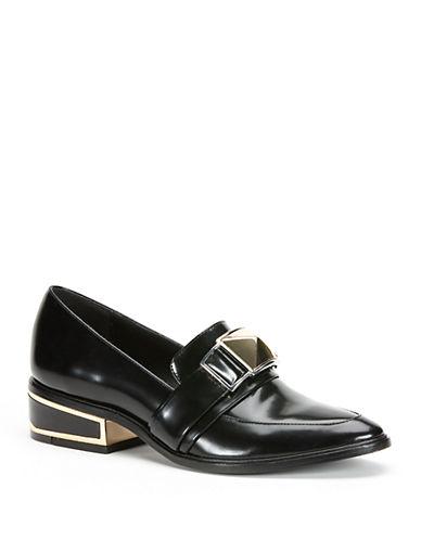 RACHEL ZOEBaisley Leather Loafers