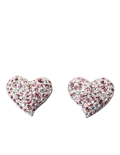 e0c6301dafd0 ... UPC 768549215926 product image for Swarovski Crystal Heart Stud  Earrings