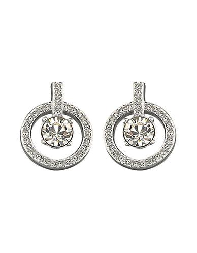 SWAROVSKILavender Crystal Earrings