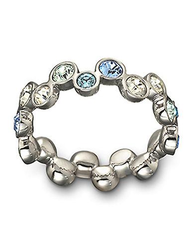SWAROVSKIFidelity Blue Crystal Ring