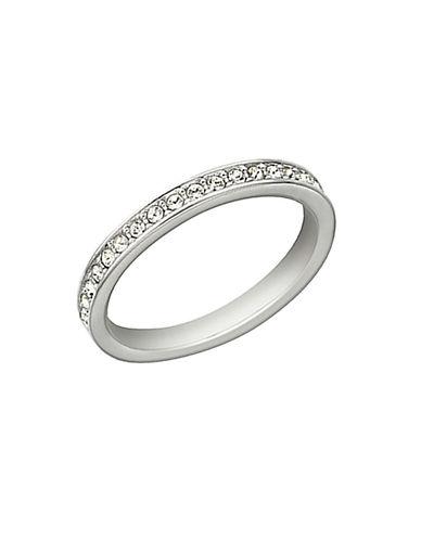SWAROVSKIRare Silver-Tone Crystallized Ring