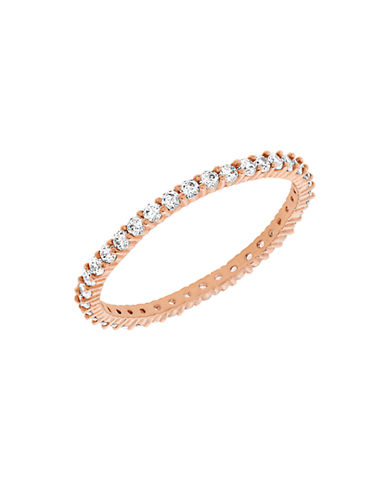 SWAROVSKIVittore Rose Gold Tone and Crystal Ring