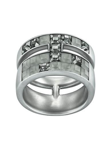 SWAROVSKIViktor and Rolf Frozen Crystals Wide Ring