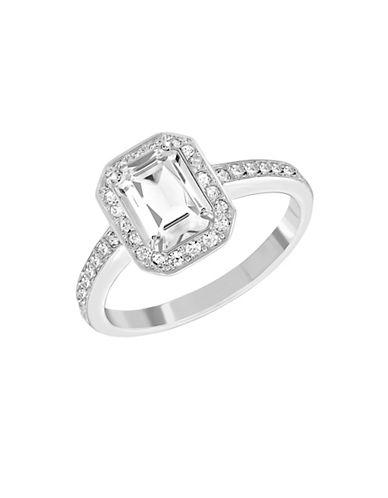 SWAROVSKIAttract Light Emerald-Cut Ring
