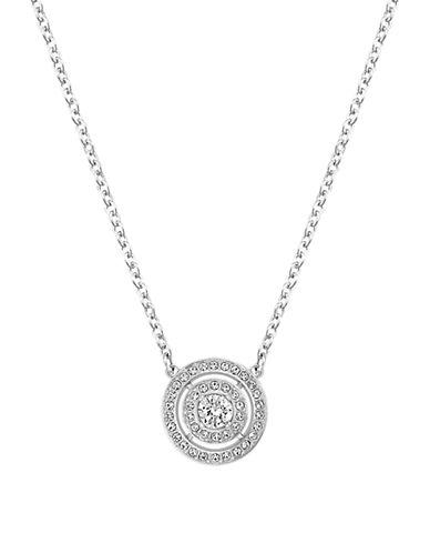 SWAROVSKIAttract Light Cubic Zirconia and Crystal Pendant Necklace