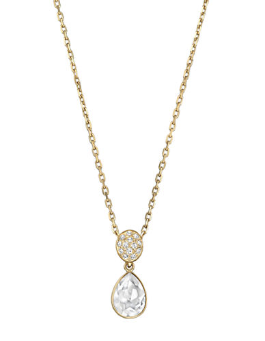SWAROVSKI Vanita Gold-Plated Pendant Necklace