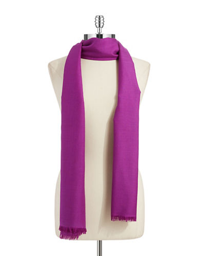 LORD & TAYLORSolid Scarf