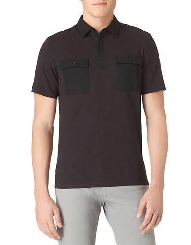 CALVIN KLEIN Multi-Count Pocket Polo