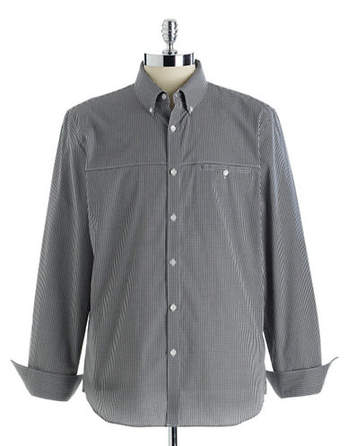 CALVIN KLEIN Slim-Fit Sport Shirt