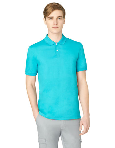 CALVIN KLEIN Pima Cotton Polo