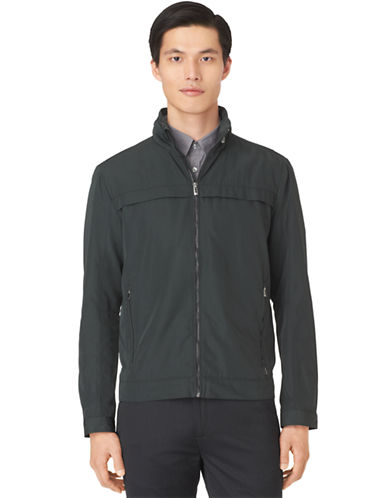 CALVIN KLEIN Lightweight Zip Jacket