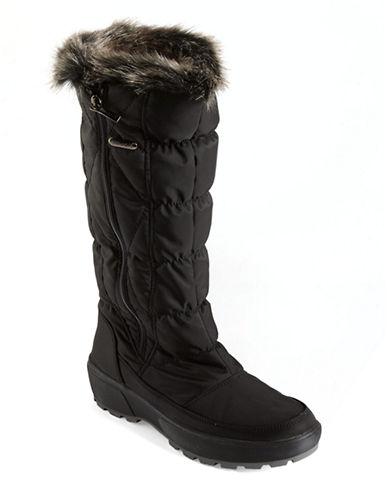 PAJARJune Faux-Fur Lined Boots