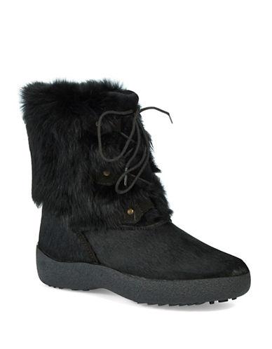 PAJARLivia Fur Boots