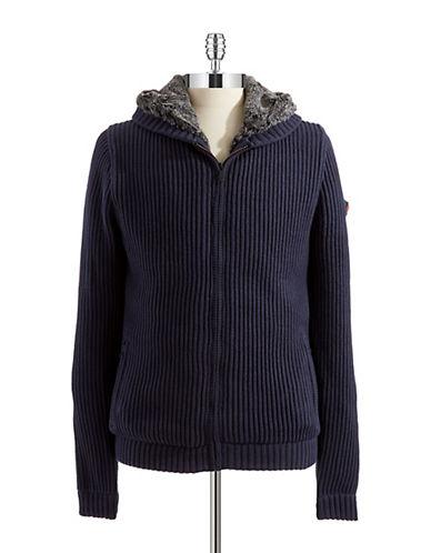 STRELLSONPearce Ribbed Sweater Jacket