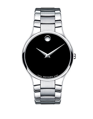MOVADOMens Stainless Steel Watch