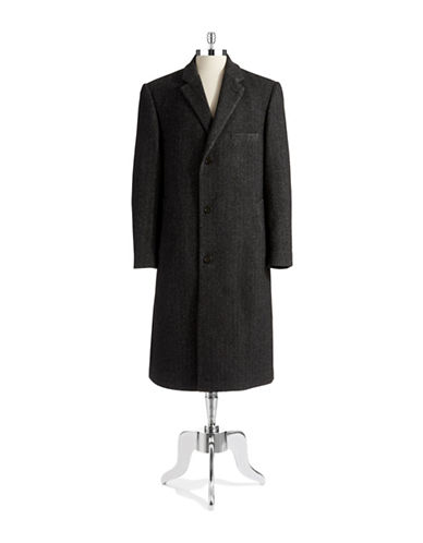 LAUREN RALPH LAUREN Long Wool Coat